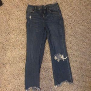Cut Off Ripped UO BDG jeans Size 25